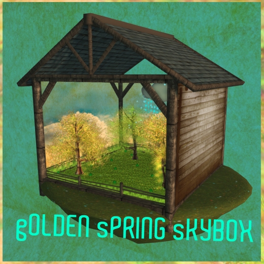 gOLDEN sPRING sKYBOX pic 3