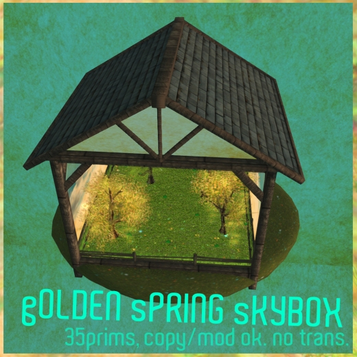 gOLDEN sPRING sKYBOX pic 4